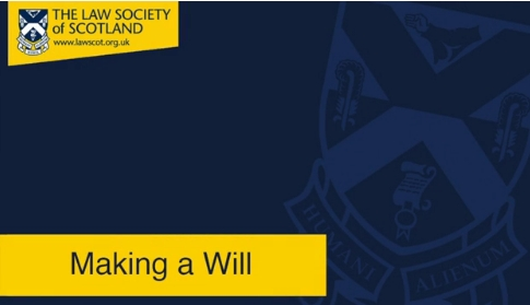 Make a Will LawSoc