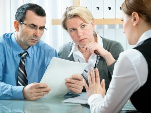 Meeting to discuss a will